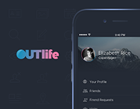 OUTlife iOS