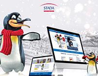 Stada website