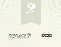 Young Lions PR PLATA 2018 - Hojas de vida Redd's