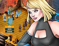 Projeto de jogo - CyberSpace CodeX