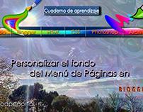 Background Color for Navbar_Prodpersonal Blog