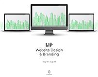 Website Design & Branding - Content Management Company