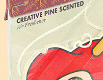 The Creative Pain: Air freshener