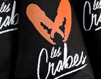 LES CRABES – Branding