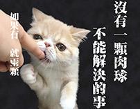海報臨摹- 刻痕字 Practice