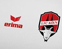 1.FC Köln - Rebrand Proposal