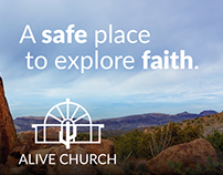 Alive Church Logo
