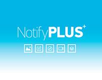 Insider | Notify Plus Product Design
