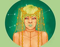 Zodiac - Virgo (ongoing)