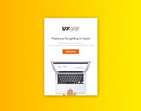 Web Application- Card UI Element Designs