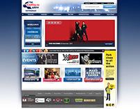 CAPITAL FM ARENA WEBSITE