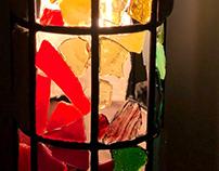 Thomas Keller Inspired Light Fixture