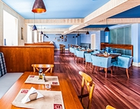 Amenajare Restaurant Plan B (Bistrita)