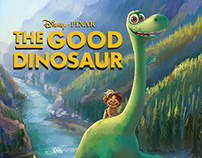 The Good Dinosaur - Color Keys
