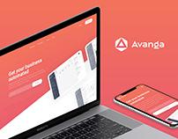 Avanga — Website