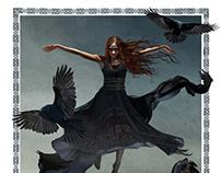 The Morrigan: The folklore of European Birds