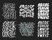 ALPHABETS - Lettering & Calligraphy