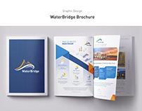 WaterBridge Brochure / Illustrations / Magazine Ad