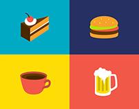 Gluten Free Icons