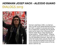 DIALOGS 2019 - HERMANN HACK & ALESSIO GUANO