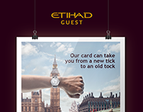 Eithad Guest CRM Campaign