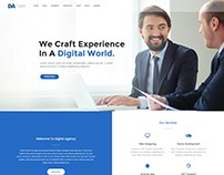 Composer - Digital Agency Demo
