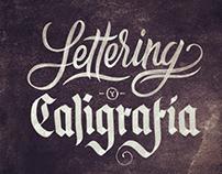 Lettering y Caligrafía.