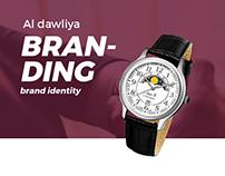 Al Dawliya Watches - Branding