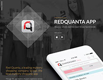 Requanta - Mobile App Design
