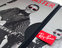 RAY-BAN Remasters - special event press release