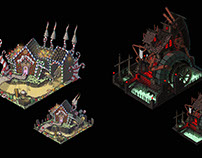 Mills - Mobile Game Building Concepts