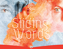 Sliding Words Communication