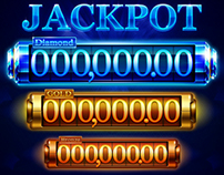 Jackpot screens for online casino