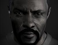 Idris Elba Likeness