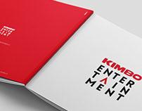 Kimbo Entertainment brochure
