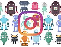 خدمات ربات اینستاگرام