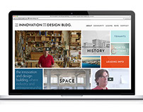 the innovation and design building website