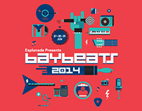 BayBeats 2014 Website
