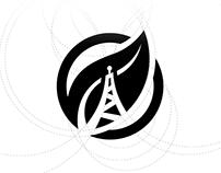 Leafy Radio Logo