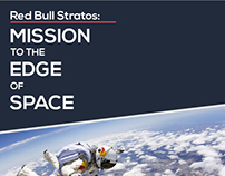 Red Bull Stratos Booklet
