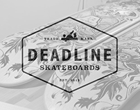 Blug x Deadline Skateboards - Illustrations & Printing