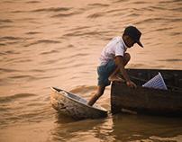 Tonle Sap Lake Life(2018)