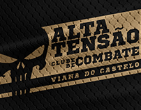 ALTA TENSÃO FIGHT CLUB - Branding