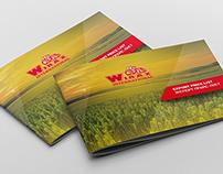 Wirax Fiyat Listesi Price Lists '2014
