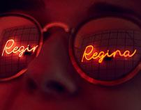 Regina Bar - Identity system