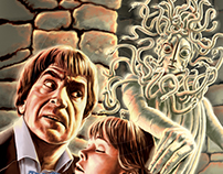 Doctor Who Illustrations - 3