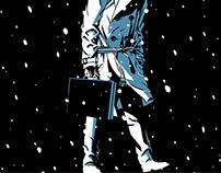 Profesor Andrews (2015) - comicbook