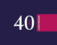 40 LOGO DESIGN 2018
