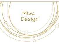 Miscellaneous Design