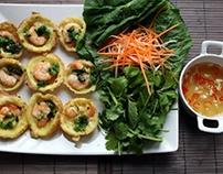 cách làm Bánh Khọt ngon đúng điệu – Vietnamese MINI-PAN